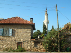 Patara village