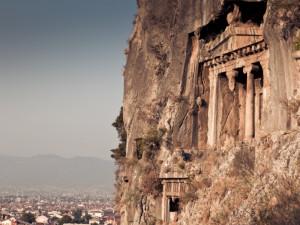 Fethiye ruins