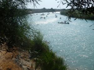 Xanthos river